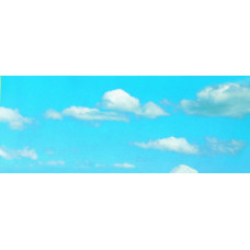 Vollmer 46112 - Scenic background clouds