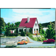 Vollmer 47701 - Two story house kit