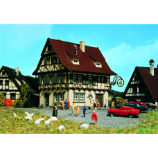 Vollmer 47731 - Half-timber Inn zr Glocke