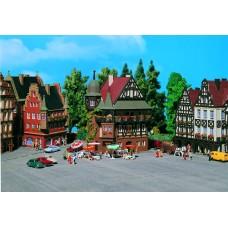 Vollmer 47772 - Village inn kit