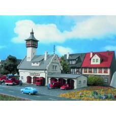 Vollmer 47781 - Village Fire Station