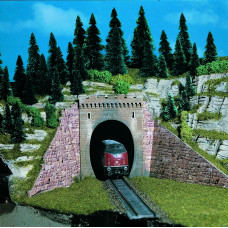 Vollmer 47811 - Tunnel portal sngl     2/