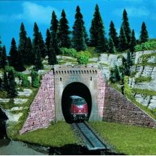 Vollmer 47811 - Tunnel portal sngl     2/