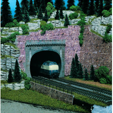 Vollmer 47812 - Tunnel portal dbl      2/
