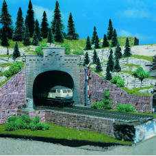 Vollmer 47813 - Tunnel portal dbl      2/