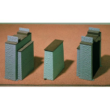 Vollmer 47820 - Bridge abutment kit