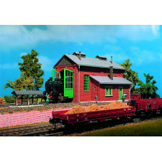 Vollmer 49110 - Engine shed