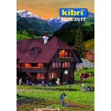 Kibri 0001 - Kibri Catalog 2016-2017