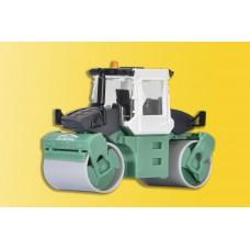 Kibri 11502 - Steamroller Schwarz Bau