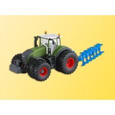Kibri 12273 - Fendt 936 Tractor w/Plow