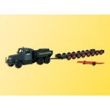Kibri 13570 - Truck w/Low Ldr w/Freight