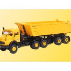 Kibri 14025 - Tipping Gravel/Sand Truck