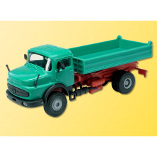 Kibri 14030 - MB 2 Axle Lorry green