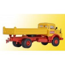 Kibri 14100 - MB Trk w/Tipper Bolling
