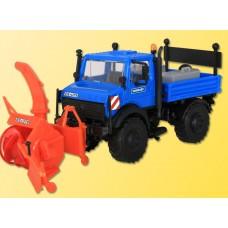 Kibri 14997 - Unimog w/Snow Plow