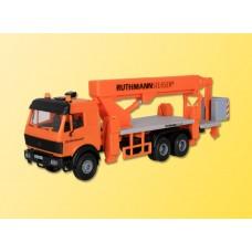 Kibri 15008 - MB Fltbed w/Crane