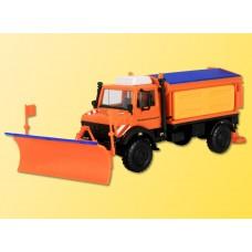 Kibri 15012 - Unimog Plow w/Salter