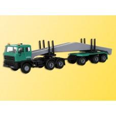 Kibri 15209 - DAF 3axle ZM w/Load