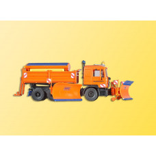 Kibri 15219 - MAN Highway Snow Plow