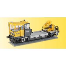 Kibri 16100 - Bullok Maint Vcl w/Crane
