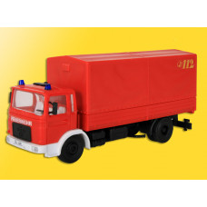 Kibri 18269 - FW MAN Box Truck Emrgncy