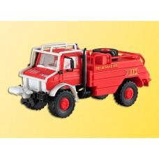 Kibri 18270 - Unimog Fire Truck