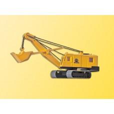 Kibri 19101 - Tracked Excavator Menck
