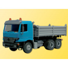 Kibri 24070 - Dump Truck MB Actros-   - Finished model