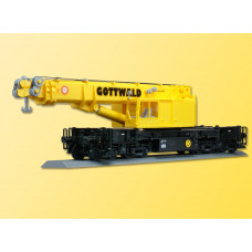 Kibri 26000 - Telescopic Crane Gottwald-   - Finished model