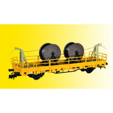 Kibri 26266 - Catenary Sys Mounting Uni-   - Finished model