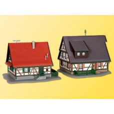 Kibri 36406 - Timber-Framed Houses 2/
