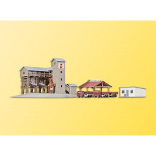Kibri 36603 - Schotterwerk Gravel Works