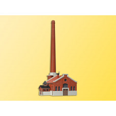 Kibri 36605 - Boiler House w/Fire-place