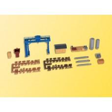 Kibri 36696 - Freight yard accessory st