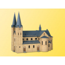 Kibri 37025 - Church 28.5x17x26cm