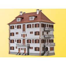 Kibri 37170 - Apartment House w/Balcony