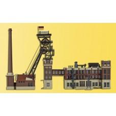 Kibri 37228 - Coal Wash House