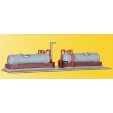 Kibri 37430 - Diesel oil station