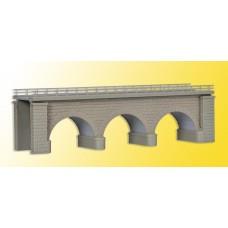 Kibri 37660 - Straight Stone Viaduct