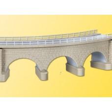 Kibri 37661 - Curved Stone Viaduct
