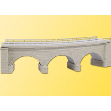 Kibri 37662 - Curved Stone Viaduct