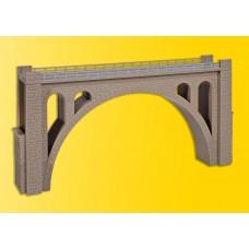 Kibri 37666 - Stone Arch Viaduct Bridge