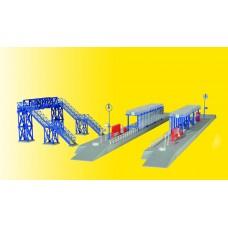 Kibri 37756 - Goldberg Platform/Ovrpss