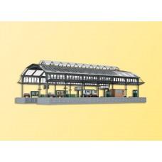 Kibri 37758 - Railway Station