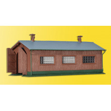 Kibri 37802 - Single-Track Loco Shed