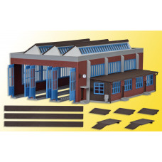 Kibri 37806 - Locomotive shed