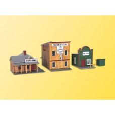 Kibri 38504 - Western buildings - Marshal