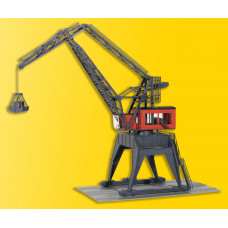Kibri 38510 - Dock crane w/railway