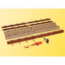 Kibri 38528 - Dockside accessories