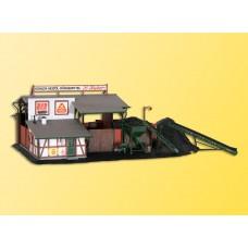 Kibri 38536 - Coal Building